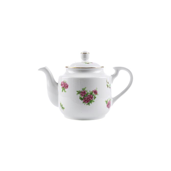 قوری چای استوانه کوچک بیدگل مینیاتوری
