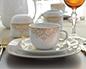سرویس چینی 12 پارچه چای خوری موناکو