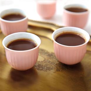 سرویس 6 پارچه فنجان اسپرسو ماربل