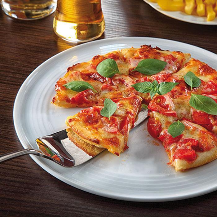 دیس پیتزا سفید