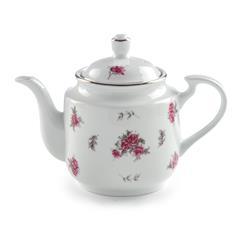 قوری چای استوانه بزرگ آران مینیاتور
