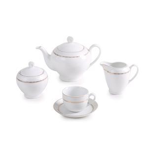 سرویس چینی 17 پارچه چای خوری هدیه