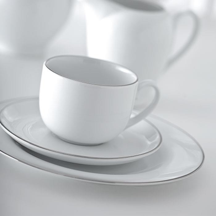 سرویس چینی 12 پارچه چایخوری سمن