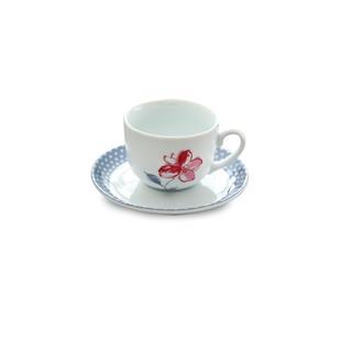 سرویس چینی 12 پارچه چای خوری والنسیا