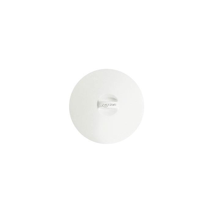 درپوش سیلیکونی 11 سانتیمتری سفید