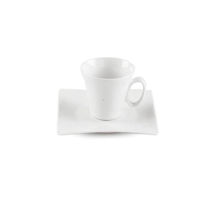 سرویس چینی 12 پارچه چای خوری ابریشم