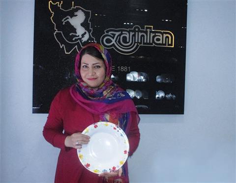 خانم عطیه بهشتی