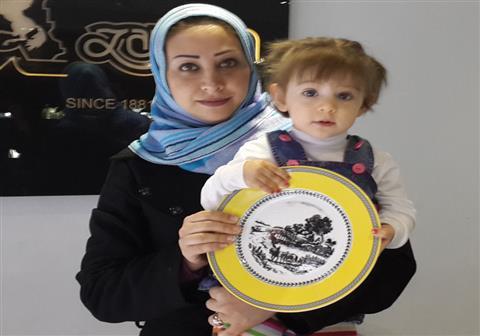 خانم مریم سیدزاده