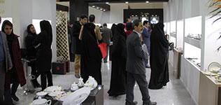مشارکت چینی زرین در نمایشگاه بین المللی لوازم خانگی مشهد