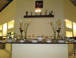 Participation of Zarin Iran Porcelain Industries in International Tehran